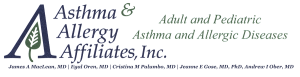Asthma and Allergy Affiliates Logo